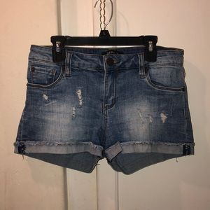 3 for $25 STS Blue dustressed Jean Shorts 24